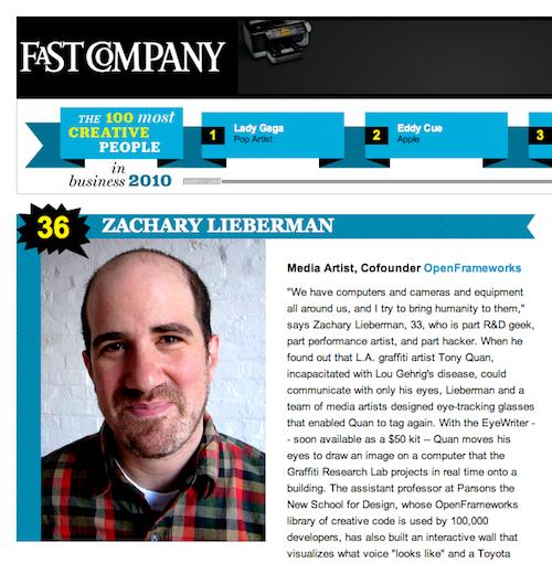 fast company screenshot